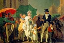 regency...customs and lifestyle / What they did and how they did it.