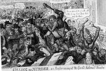 regency...events / Happenings and happenstances of the Regency.