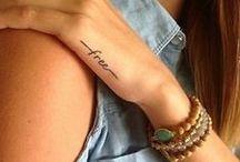 Tattoos / Tattoo inspirations