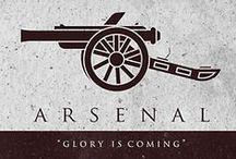 Arsenal FC / by Corey Burrington