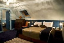 The Moroccan Suite / This large Double Room offers a balcony and view to the grounds.