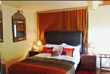 The Indian Suite / This Spacious Family Room boasts a king size bed and two single beds- perfect for the larger family.