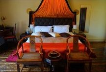 The Bali Suite. / This king size room has been a favourite with celebrities and royalty alike.