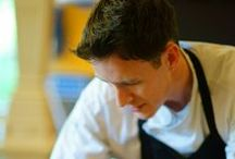 Michelin Star Standard Head Chef. / David Rice is dedicated to deliver unforgettable Banqueting meals, with a fresh and modern approach to each couple, he works in conjunction with personal food consultations to craft each couples dream Michelin Star Standard wedding meals.