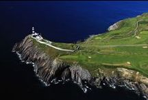 The Old Head. / Kinsale is home to one of the worlds most spectacular golf courses-truly one of Irelands golfing treasures.