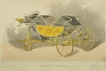 regency...transportation and travel / Modes and methods of transportation