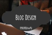 Blog design ideas / Blog design ideas . . . you can't ever have too many!