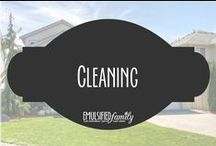Cleaning / Brilliant ideas for cleaning