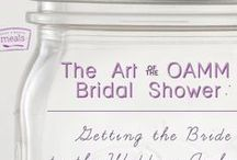 Get Her to the Wedding Aisle without Stopping in the Freezer Aisle! / Get the Bride to the Wedding Aisle without Stopping in the Freezer Aisle. Everything you need to host a bridal shower OAMM-style, including free printables! Pin ideas here to shower your bride to be or with favorite recipes!  / by Once A Month Meals