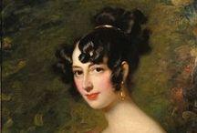 regency...personages / Real people of the Regency.