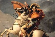 regency...war and napoleon / all that hate and discontent stirred up by one tiny little man