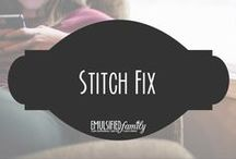 Stitch Fix / My style (or at least what I'd like it to be)