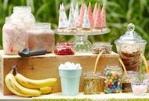 LP's Ice Cream Birthday Party