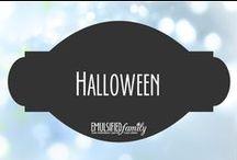 Halloween / Halloween decorating, crafts and food ideas