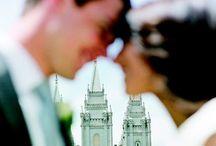 My big fat Mormon wedding / by ▲Maddie Day