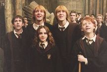 Don't let the muggles get you down / •All things Harry Potter• / by ▲Maddie Day