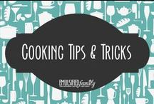 Cooking Tips and Tricks / Cooking tips and tricks for the times I can't ask my chef/husband