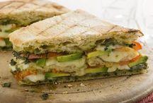 Sandwich/ Pockets