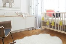 Nursery Inspiration / What inspires a great nursery. / by Ferris Foster