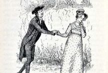 regency...love and marriage / goin' to the chapel, or the morning room, or Scotland
