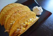 Taco Tuesday / Recipes for all your taco night needs!