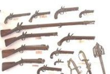 regency...weaponry / pistols, swords, and maybe the occasional trebuchet