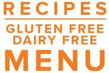 Gluten Free Dairy Free Freezer Menu June 2015 / Who needs a bun when you have freezer meals like GFDF Hawaiian Sliders, Hamburger in a Bowl, and Sweet Potato Tin Foil Dinner? Our easy Gluten Free Dairy Free Freezer Cooking Menu will make summer dining a breeze. / by Once A Month Meals