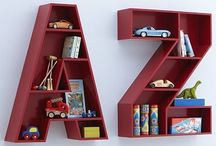BOOK SHELVES / by Little Choux