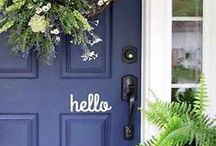 Come on in {home} / All these homes look better than mine. Of course they do, why else would I pin them?!? / by Cindy Mills
