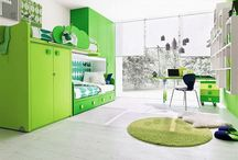 Kids Room's / design idea's & things for kids rooms / by Michelle Pattison