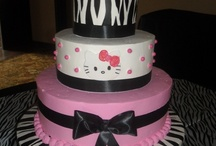cakes / by Kimberly Moore
