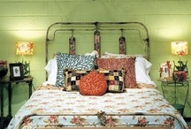 Dream Cottage / Funky, bohemian cottage fantasy. / by Mackenna Morse