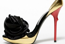 for the love of shoes / by Barbie Pinel