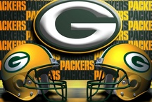 Green Bay Packers / by Valezka Saravanja Pennington