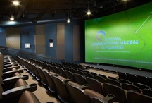 3D/4D Theater / The only large-format, digital 3D/4D theater of its kind in the area!