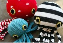 Fabric Crafts / by Pati Araujo