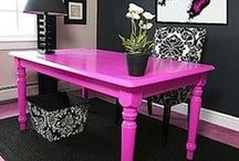Home & Office Decor / Decorations for your home and office. Decor Ideas for living room, kitchen, yard, bathroom, cute office, etc.