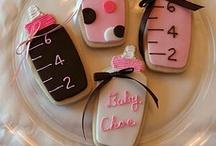 Baby Shower Ideas / I love to party plan...someday Ill have more grandbabies  / by Deborah Ballard