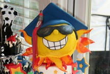Graduation / Tons of graduation party ideas..love the party planning part / by Deborah Ballard