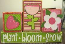 Spring/Summer  / Cute spring and summer décor ideas / by Deborah Ballard