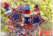 July 4th / All things Patriotic / by Deborah Ballard