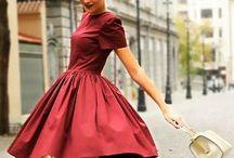 Fashion & Outfit Ideas / Women's Fashion: cute outfits, beautiful dresses, fashion inspiration, skirts, shoes, jewelry, earrings, necklace, bracelet, top, dress, shirt, female.