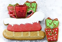 Goodies for Christmas/Winter  / For making extra special goodies during the Christmas holiday  / by Deborah Ballard