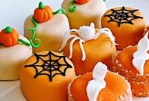 Goodies for Halloween  / Cute & Yummy ideas for Halloween / by Deborah Ballard