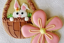 Goodies for Easter / I love Easter and these ideas for goodies  / by Deborah Ballard