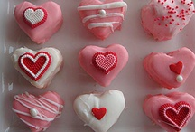 Goodies for Valentines Day  / Ways to show my love for my husband, kiddos and grand baby / by Deborah Ballard