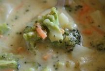 Recipes/Soups / Im a huge fan of soups in the fall months..I love meals in one pot / by Deborah Ballard