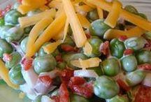 Recipes/Sides & Salads  / I love SALADS and sides / by Deborah Ballard