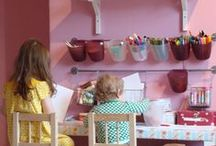 Craft Area Kids / by Pati Araujo