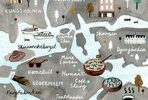 Stockholm, Jag älskar dig...